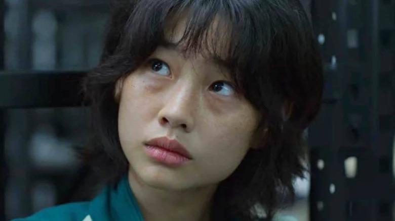 Squid Game Kang Sae-byeok