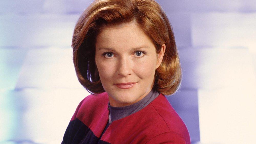 Kate Mulgrew as Kathryn Janeway, Star Trek: Voyager