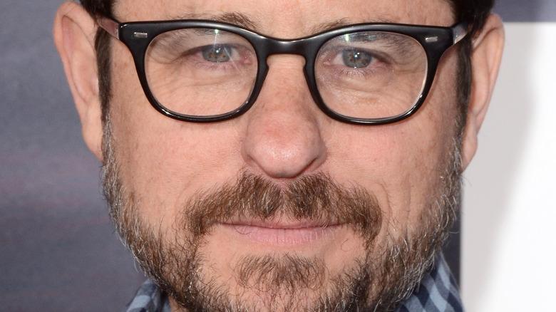 J.J. Abrams at premiere