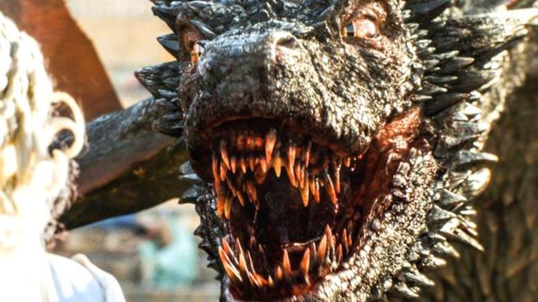 Drogon dragon teeth Game of Thrones