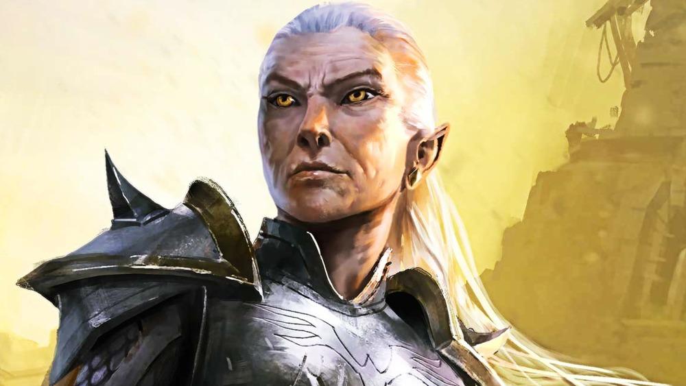 Elder Scrolls Legends High Elf