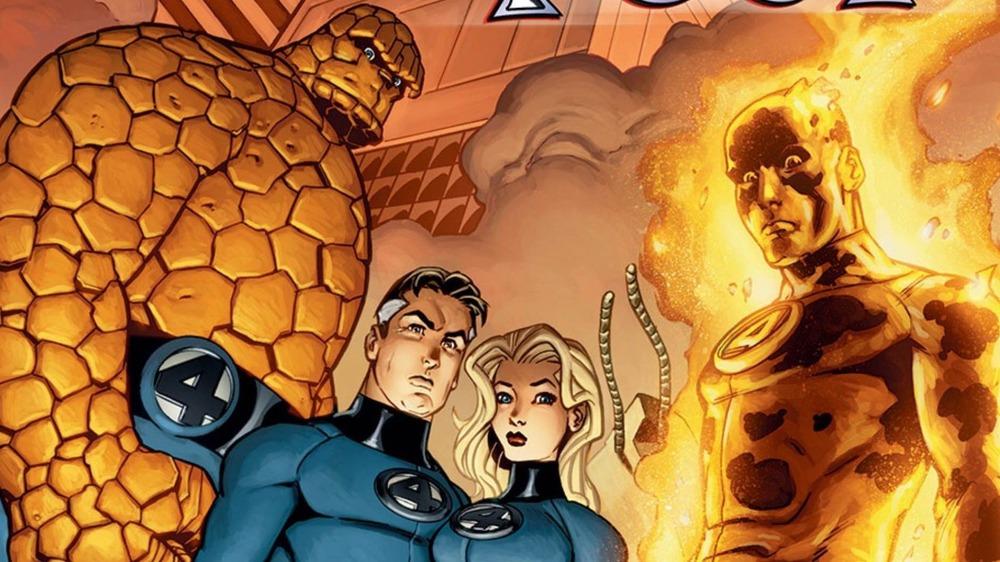 Fantastic Four by Mike Wieringo