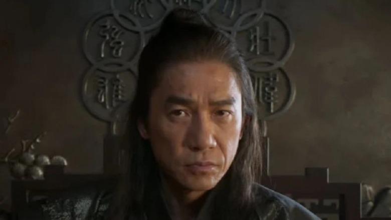 Tony Leung as The Mandarin