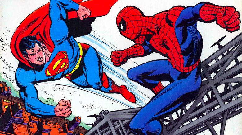 Superman and the Amazing Spider-Man