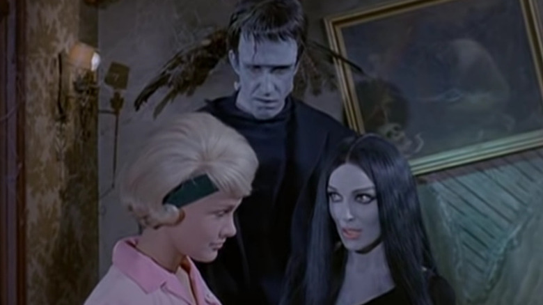 The Munsters unaired color pilot