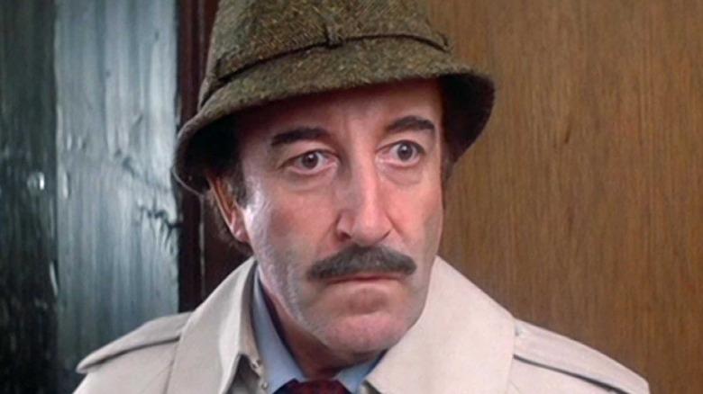 Peter Sellers as Inspector Clouseau