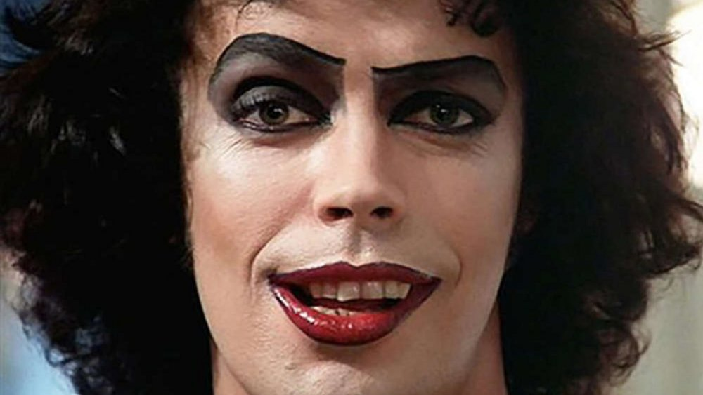 Tim Curry in The Rocky Horror Picture Show
