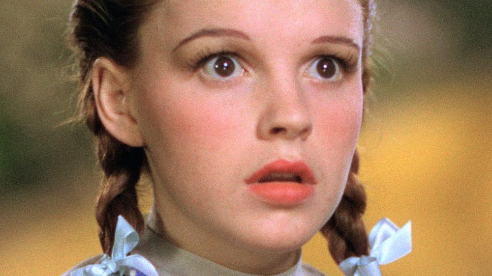 Dorothy surprised