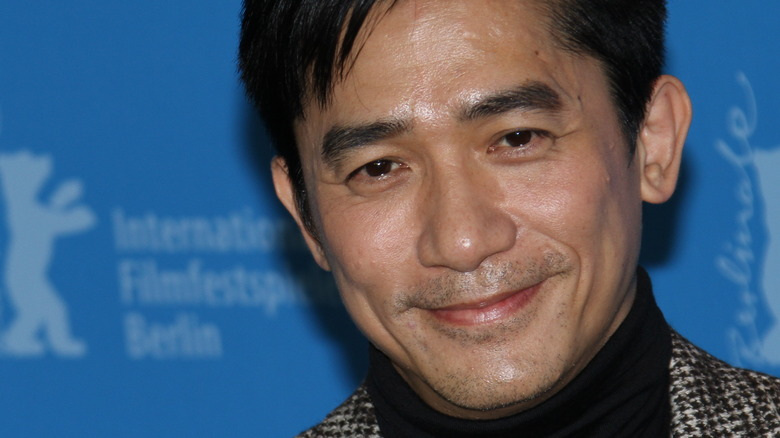 Tony Leung Chiu-wai at the Berlin International Film Festival