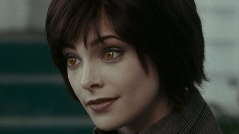 Alice Cullen in close-up