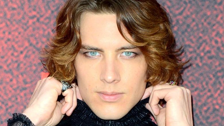 Cody Fern close-up