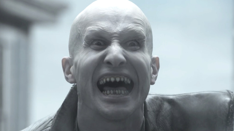 A vampire in American Horror Story Double Feature