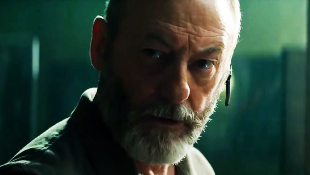 Liam Cunningham directs the heist