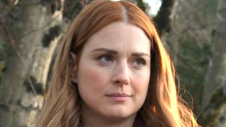Alexandra Breckenridge on Netflix's Virgin River