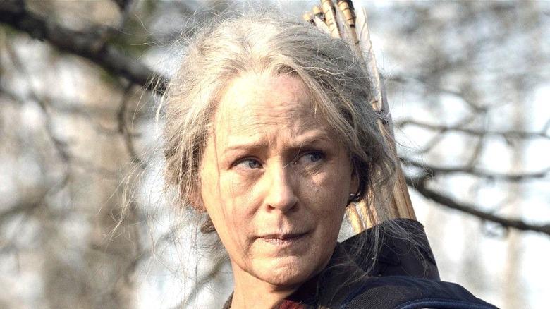 Carol Peletier in closeup