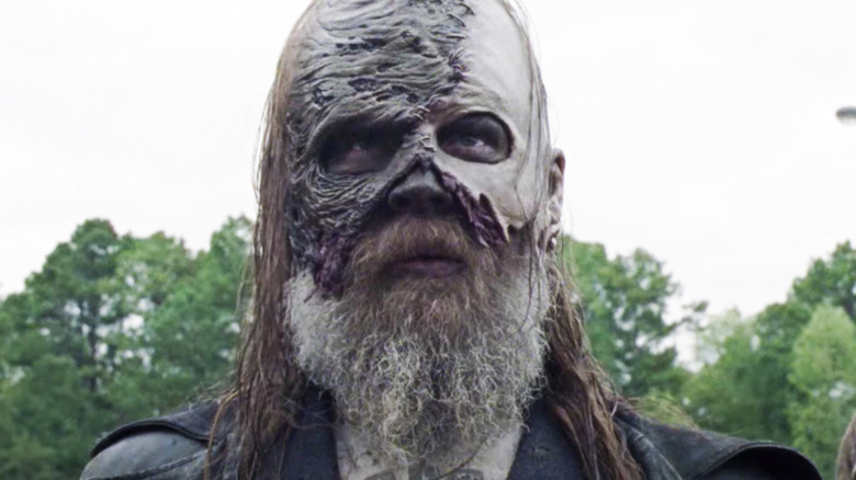 Leader of the Whisperers on The Walking Dead
