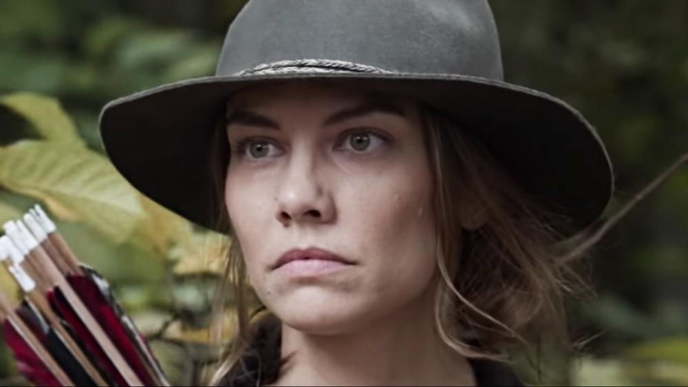 Maggie The Walking Dead Home Sweet Home season 10