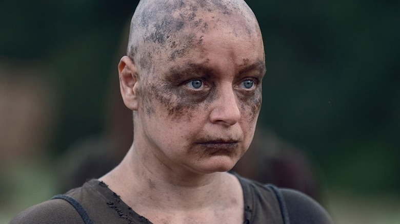 The Walking Dead Samantha Morton as Alpha