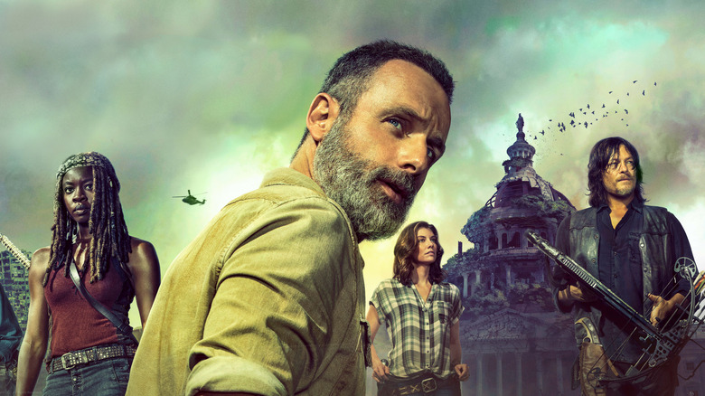 Poster for AMC's The Walking Dead