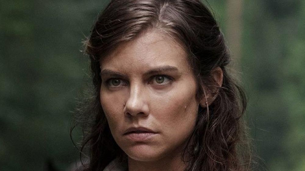 The Walking Dead Maggie Greene Rhee