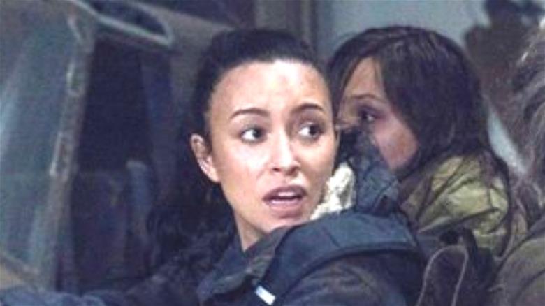 Rosita on 'The Walking Dead'