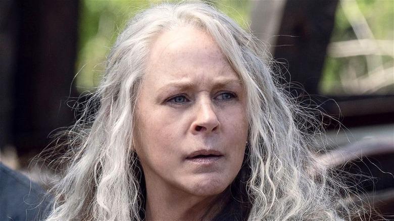 Carol confused on The Walking Dead