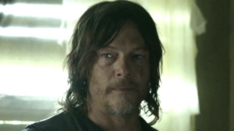 "Daryl Dixon on ""The Walking Dead"""