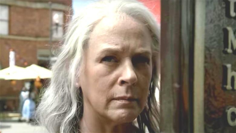 Carol on 'The Walking Dead' final season