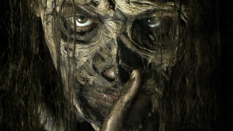 The Walking Dead Samantha Morton Alpha Whisperer season 9b