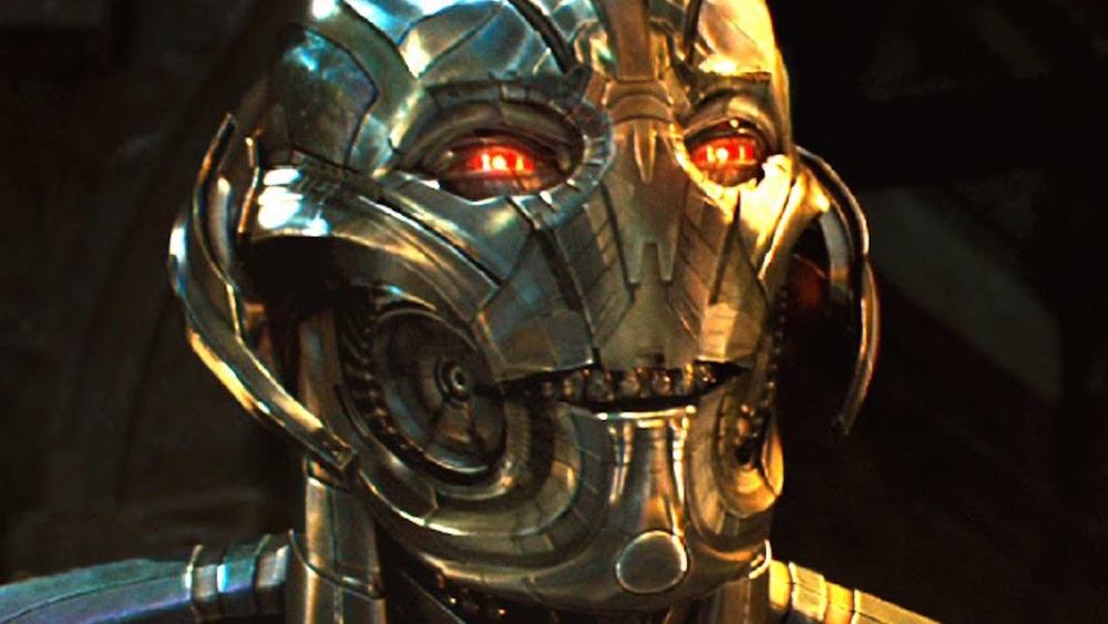 Ultron speaking
