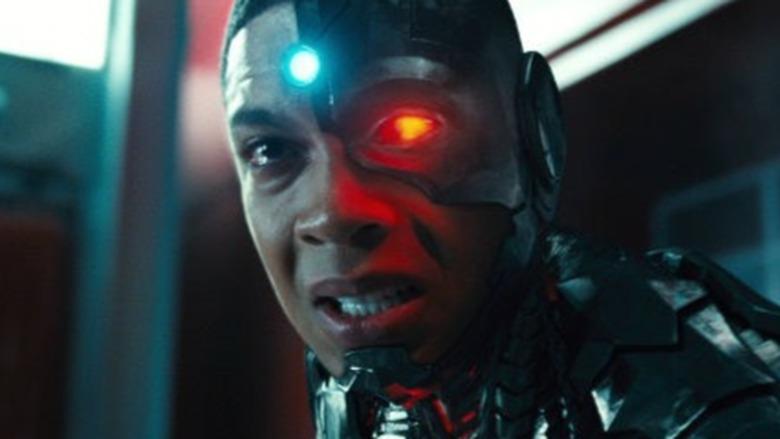 Cyborg at STAR Labs