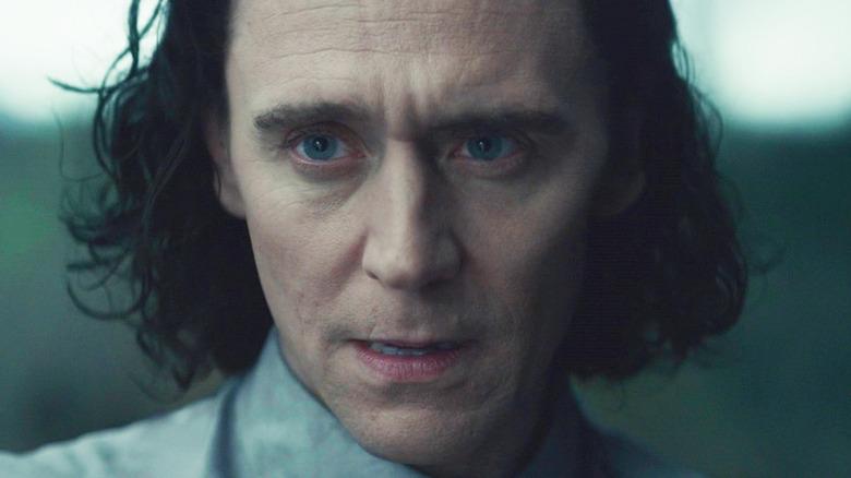 Loki black hair