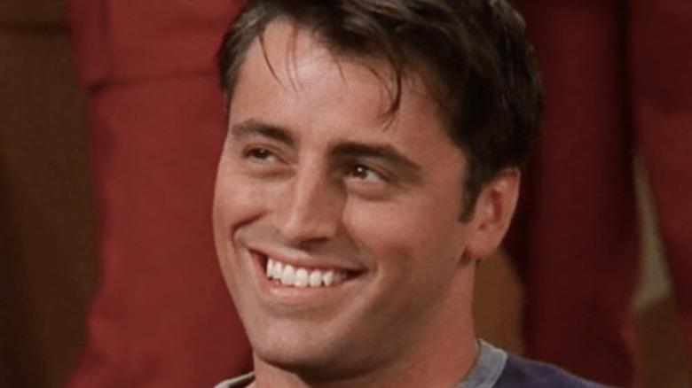 Matt LeBlanc Joey Tribbiani smiling