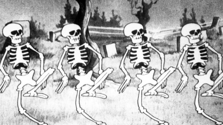 Disney's The Skeleton Dance short
