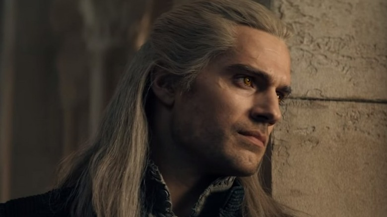 Scene from The Witcher