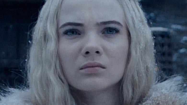 Witcher Season 2 Ciri Face