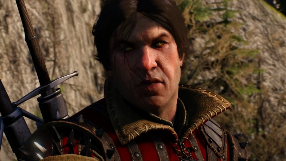 Eskel in The Witcher games