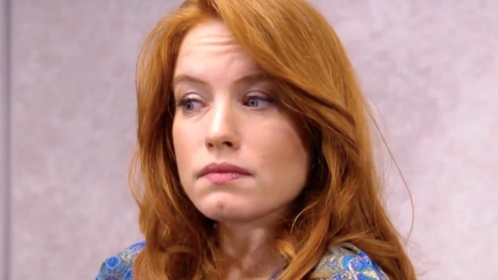 Maria Thayer as Abbey Logan
