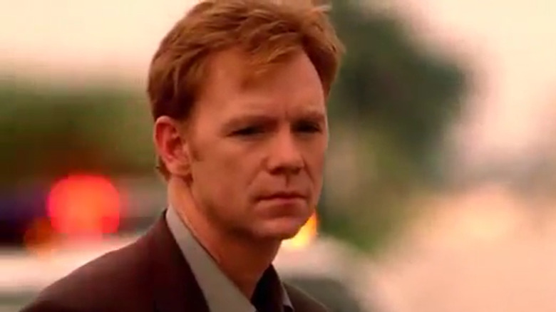 Horatio Caine in the field