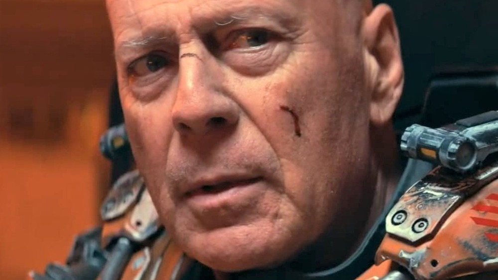 Bruce Willis in Cosmic Sin