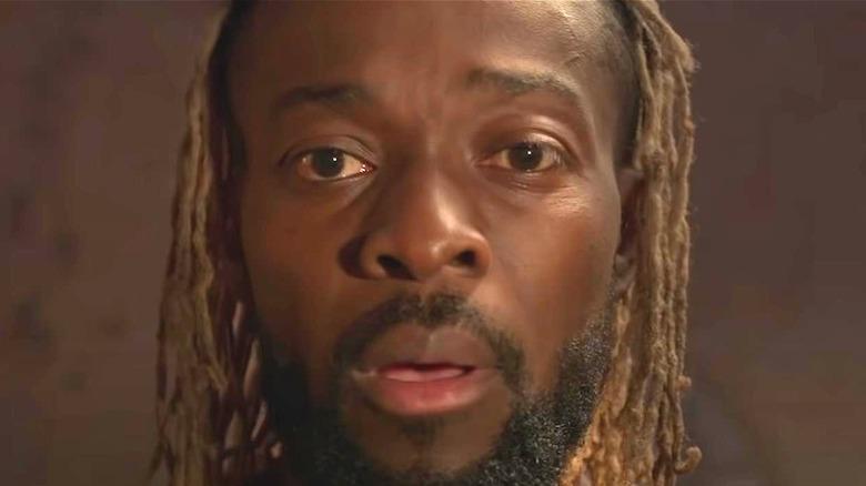 Kofi Kingston worried