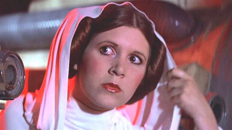 Princess Leia in Star Wars