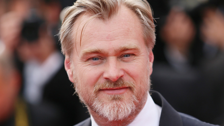 Christopher Nolan at an event