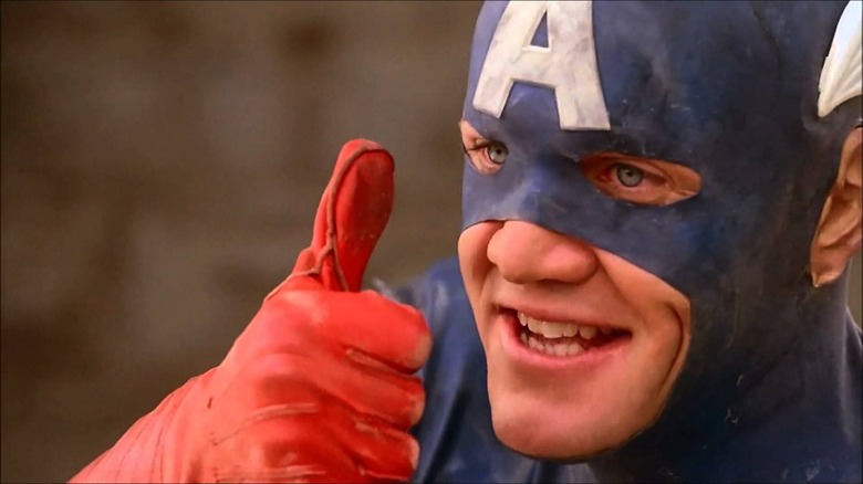 Lame Captain America