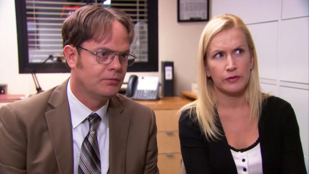 Dwight Angela The Office