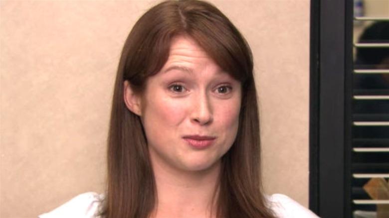 The Office Erin Hannon