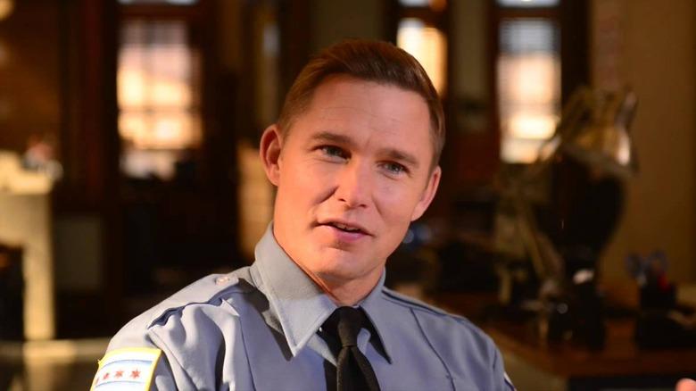 Brian Geraghty as Sean Roman on Chicago P.D.