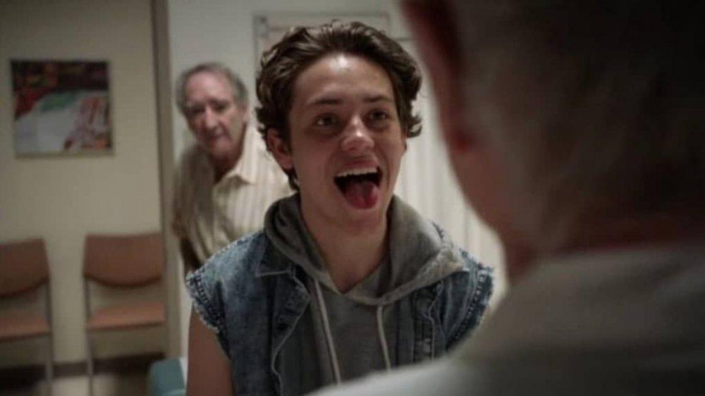 Ethan Cutkosky as Carl on Shameless