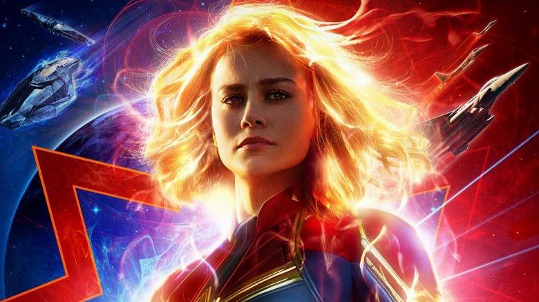 Brie Larsen as Captain Marvel