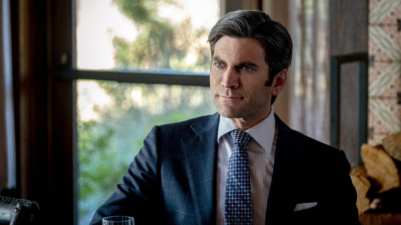 Wes Bentley stars as Jamie Dutton on Yellowstone